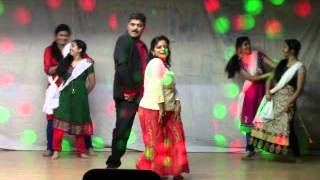 Chicago Knanaya Forane Christmas Celebration 2015. Skit.